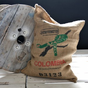 Poducha Coffee Bag - Columbia